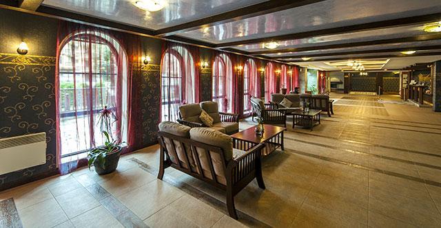 Хотел Гранд Рояле - снимка 6