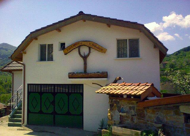 Къща за гости Тихият кът - снимка 1