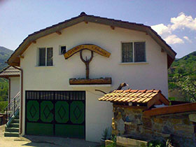 Къща за гости Тихият кът