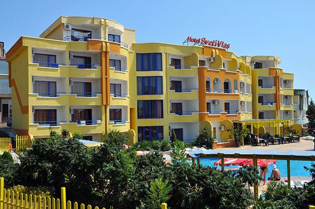 Хотел Свети Влас - снимка 2