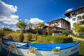 Ресторант Манастира