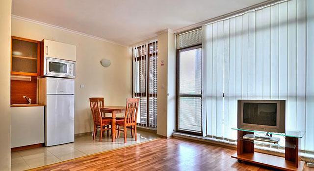 Апартаменти Сън Сити 1 - снимка 16