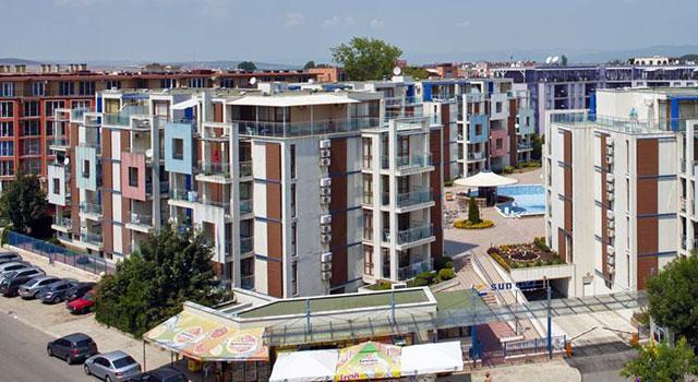 Апартаменти Сън Сити 1 - снимка 3