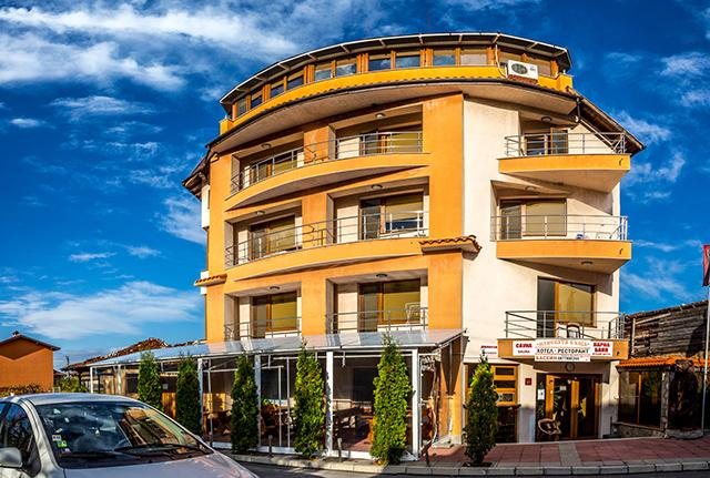 Семеен хотел Илиевата къща