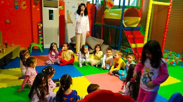 Детски парти център Усмивка - снимка 9