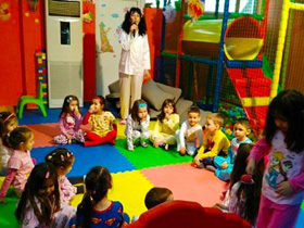 Детски парти център Усмивка