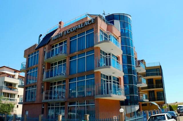 Хотел Еко Палас - снимка 4