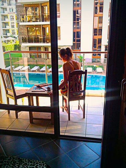 Апарт Хотел Магнолия Гардън - снимка 18