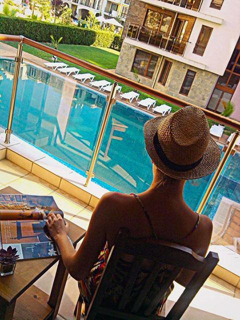Апарт Хотел Магнолия Гардън - снимка 19