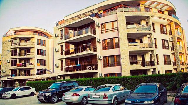 Апарт Хотел Магнолия Гардън - снимка 1