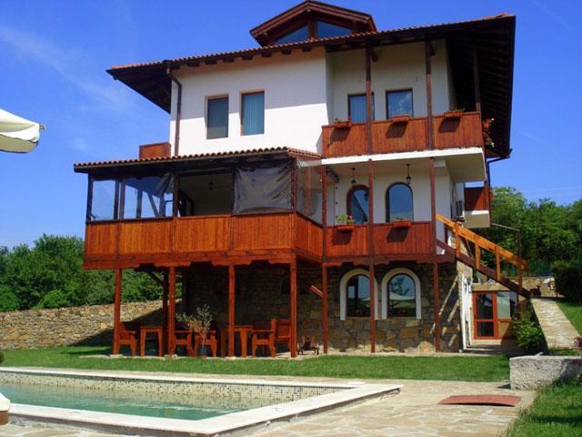 Къща Диабора - снимка 1