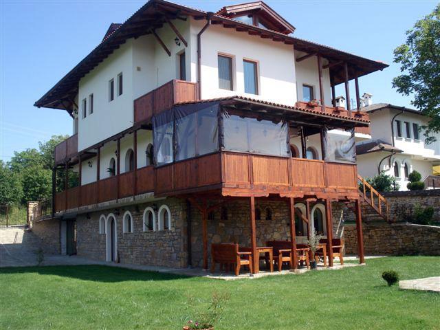 Къща Диабора - снимка 2