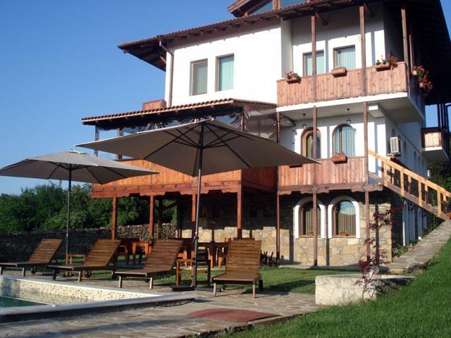 Къща Диабора - снимка 3