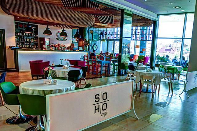 Сохо Кафе - снимка 1