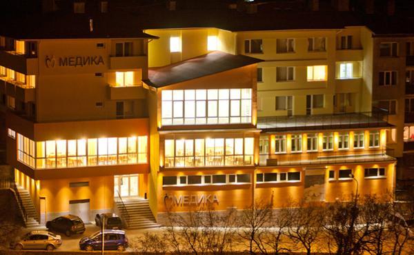 Балнеокомплекс и хотел Медика Наречен - снимка 1