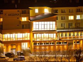 Балнеокомплекс и хотел Медика Наречен