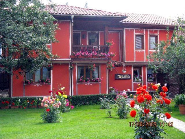 Семеен хотел Калина - снимка 1