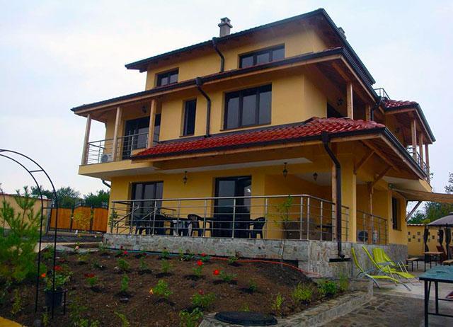 Къща за гости Морски хоризонти - снимка 1