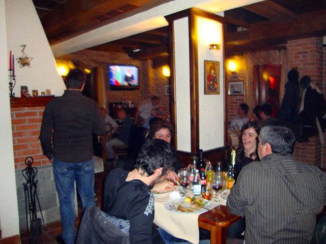 Ресторант Стек Хаус - снимка 13