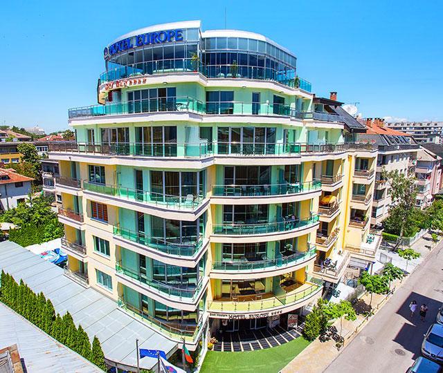 Европа Хотел София - снимка 1