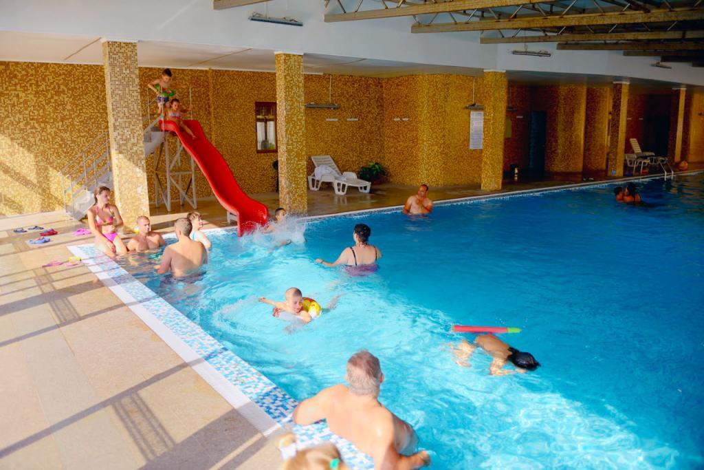 СПА Хотел Римска баня - снимка 10