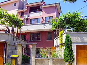 Къща за гости Сербезови