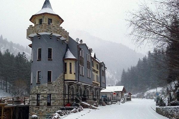 Замъкът Хорлог - снимка 27