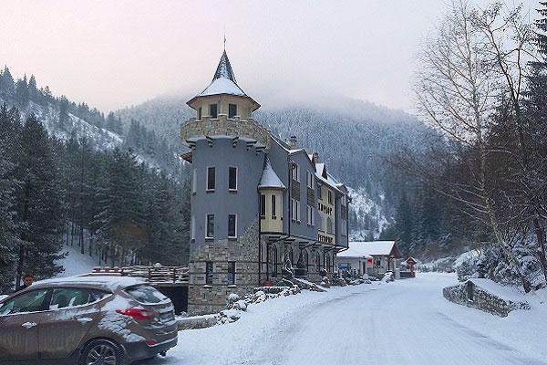 Замъкът Хорлог - снимка 29