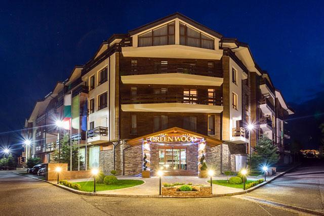 Хотел Green Wood - снимка 1