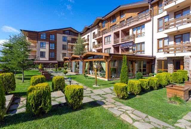 Хотел Green Wood - снимка 3