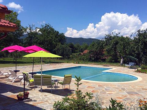 Къща за гости Mountain View - снимка 28