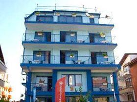 Семеен хотел Синята лагуна