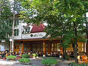 Хотел - ресторант Златна котва