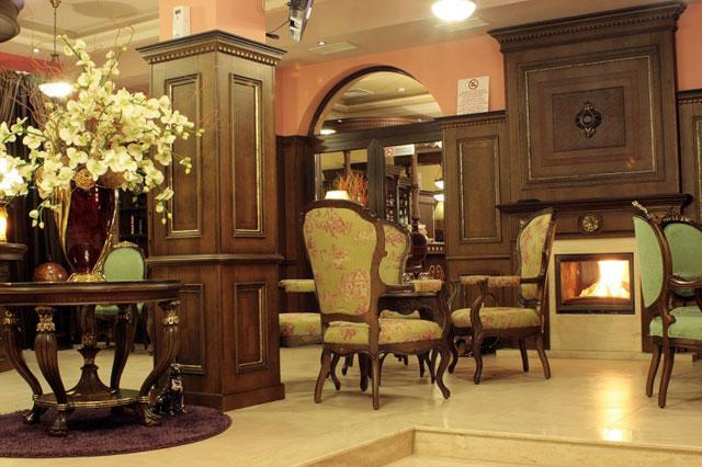 Хотел Чинар - снимка 9