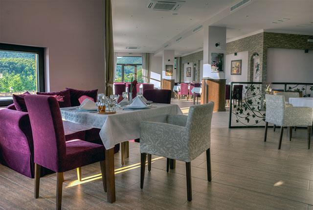 Хотел Шато де Берже - снимка 16