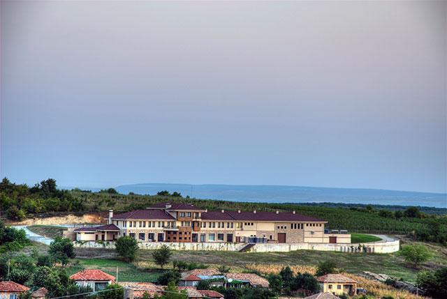 Хотел Шато де Берже - снимка 2