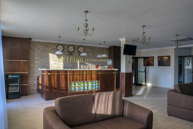 Хотел Шато де Берже - снимка 3