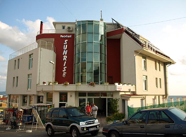 Хотел Сънрайз-Лозенец