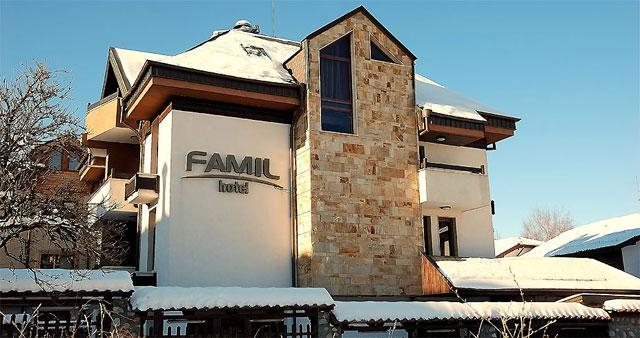 Хотел Фамил - снимка 1